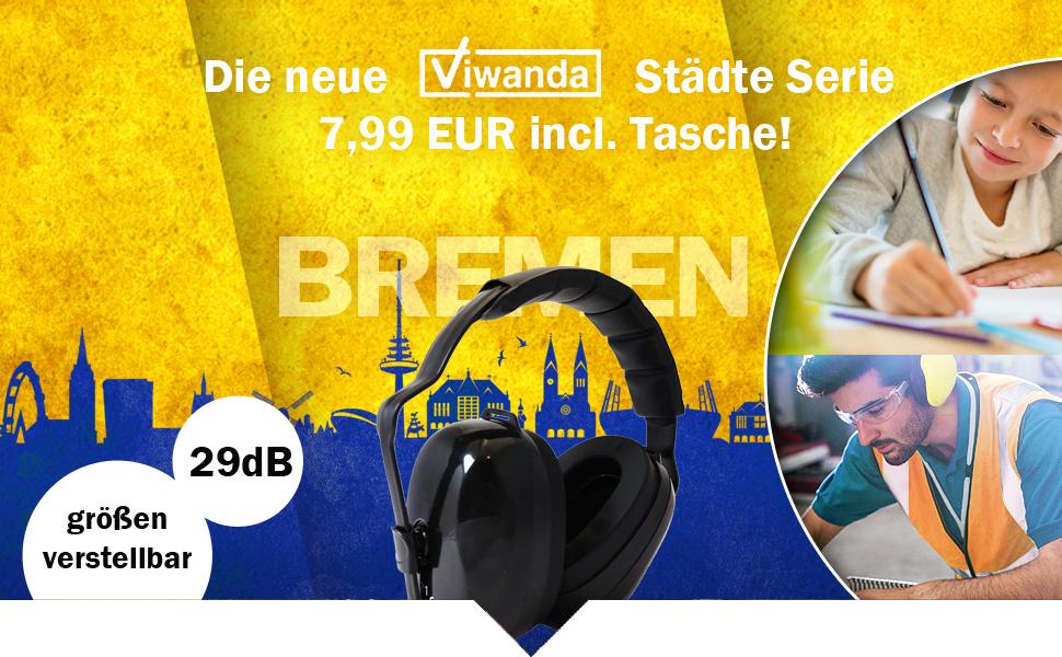 Viwanda Gehörschutz