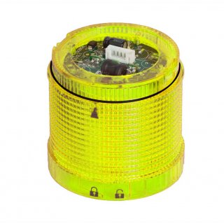 EMA LED Module Yellow Continuous 70mm 24V IP54