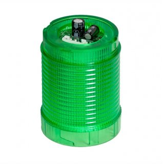 EMA LED Module Green Continuous 50mm 24V IP54