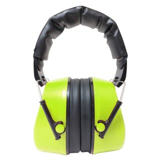 Viwanda Basel compact ear muffs in green from the Städte...
