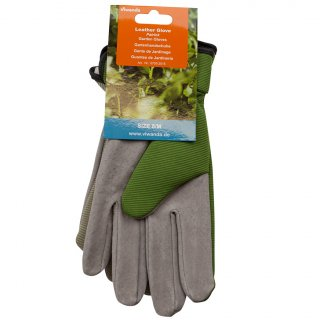 Pig grain leather glove Patrick - the perfect assistant...